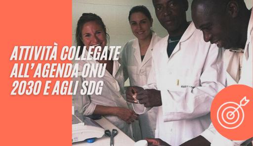 Progetto di cooperazione sanitaria internazionale