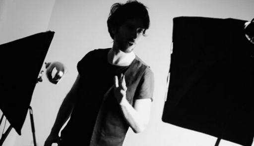 """foto di uno dei partecipanti al video """"lavoro e diritti"""""""