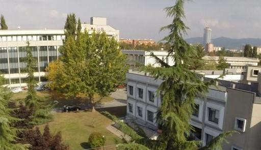 Veduta della sede dell'INRIM
