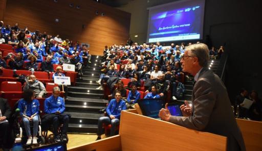 evento CUS Torino in Aula Magna Cavallerizza