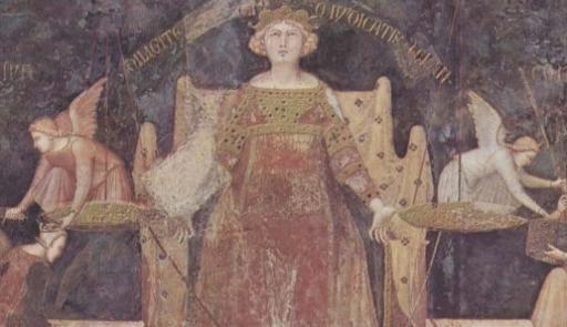 Allegoria del buon governo - Ambrogio Lorenzetti