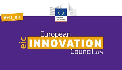 """Grafica """"European Innovation Council"""""""