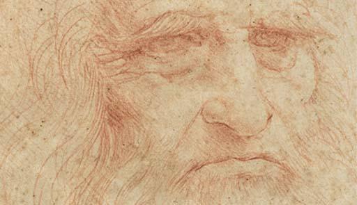 Ritratto di Leonardo Da Vinci