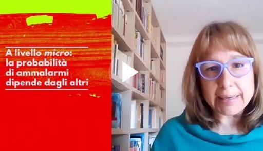 Primo piano di Sonia Bertolini