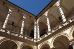 Il Palazzo del Rettorato