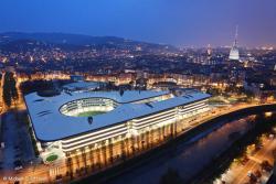 Il Campus Luigi Einaudi - Veduta aerea