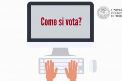 Elezioni Magnifico Rettore 2019 - Modalità di voto