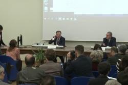 Confronto tra i candidati a nuovo Rettore dell'Università di Torino