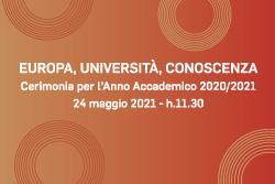 Inaugurazione Anno Accademico 2020/2021