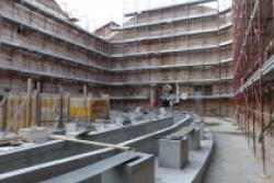 Cavallerizza Reale - Nuova Aula Magna d'Ateneo - Gennaio 2013