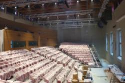 Cavallerizza Reale - Nuova Aula Magna d'Ateneo - Febbraio 2014