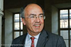 Il nuovo Rettore prof. Ajani