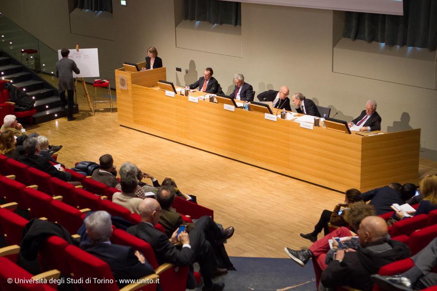 Inaugurazione anno accademico 2016-2017 - Tavola rotonda