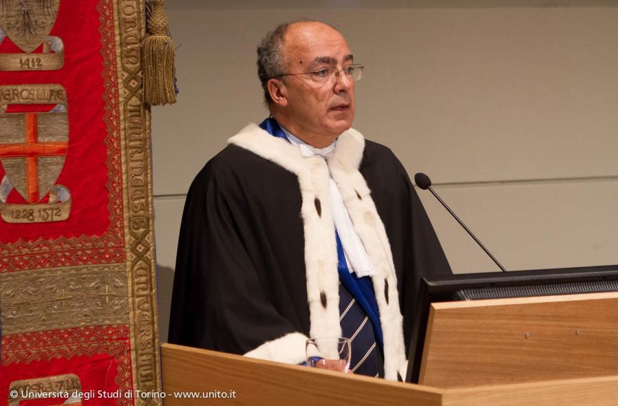 Discorso del Rettore Gianmaria Ajani