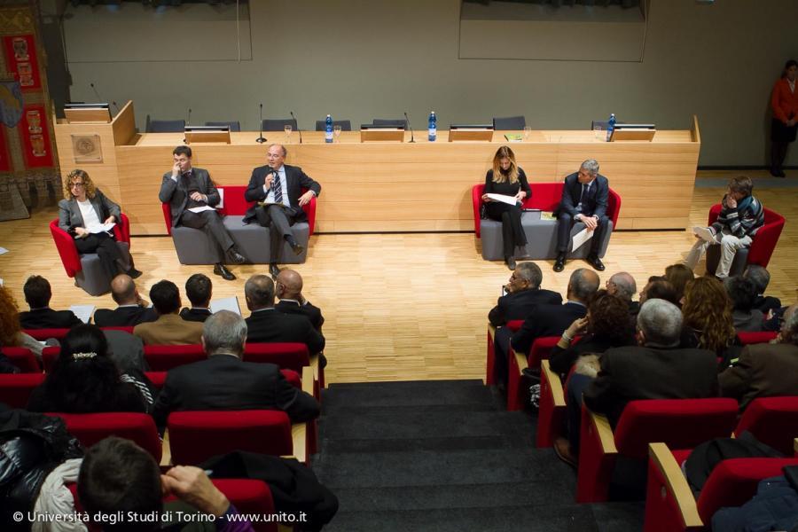 Interventi dei relatori durante il seminario Semplificazione: scelta necessaria per l'Università pubblica
