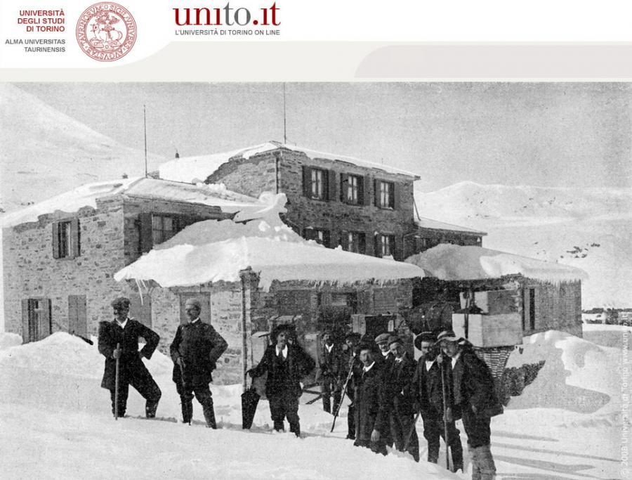 Ist. Mosso - inaugurazione 1907