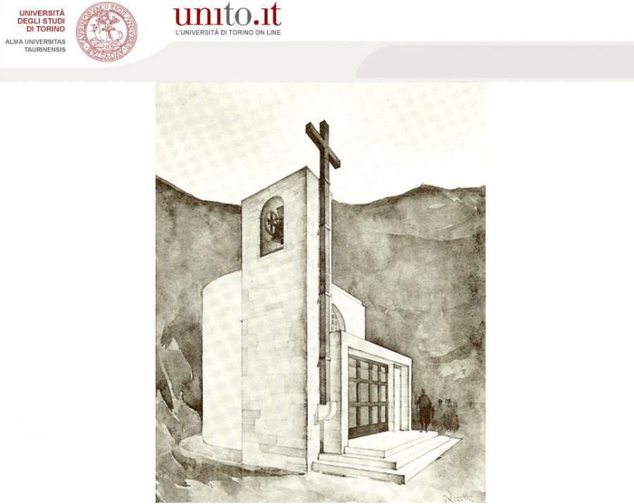 Ist. Mosso - Cappella adiacente alla costruzione principale