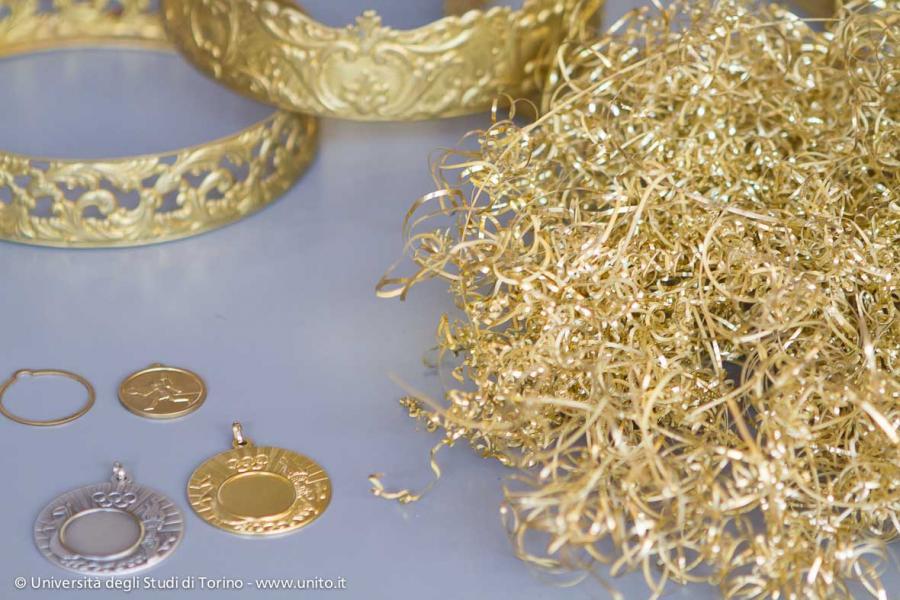 Mostra Oro, argento, bronzo le olimpiadi dei metalli