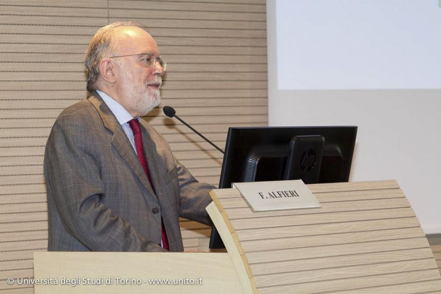 Evento di apertura: Fiorenzo Alfieri
