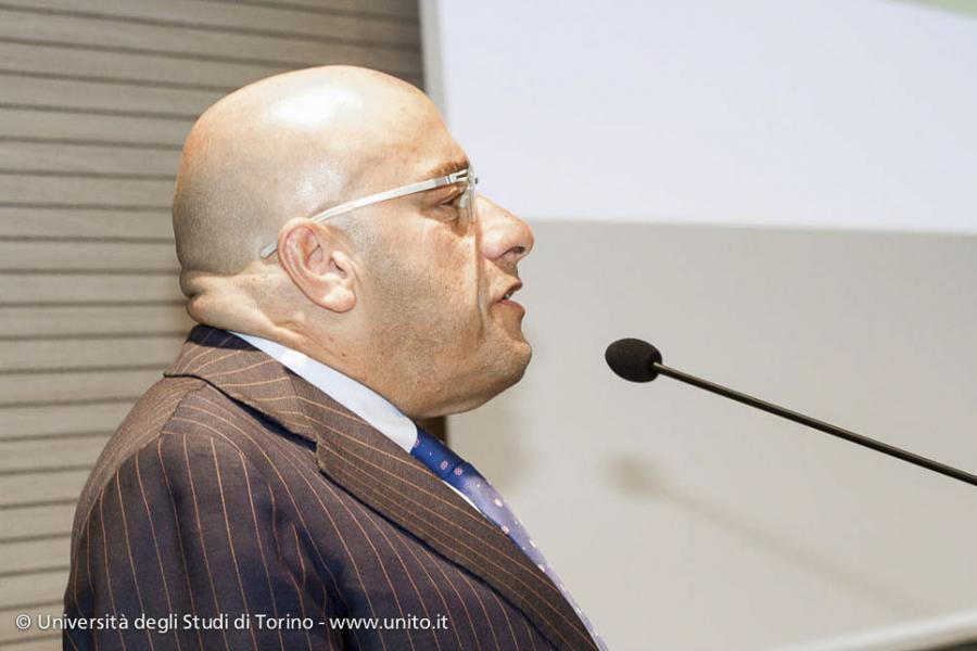 Evento di apertura: Roberto Moriondo
