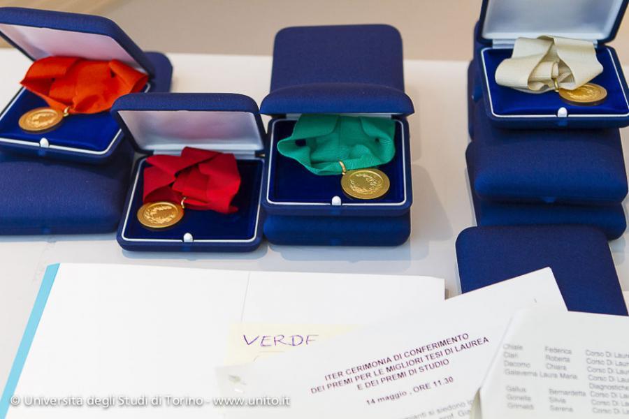 Premiazione dei Migliori laureati a.a. 2011-2012
