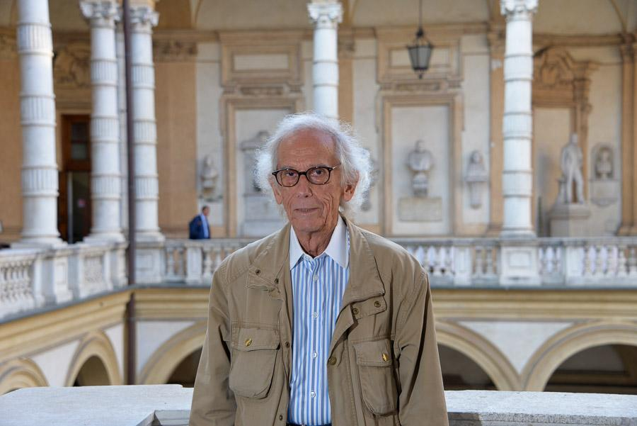 Christo in Rettorato