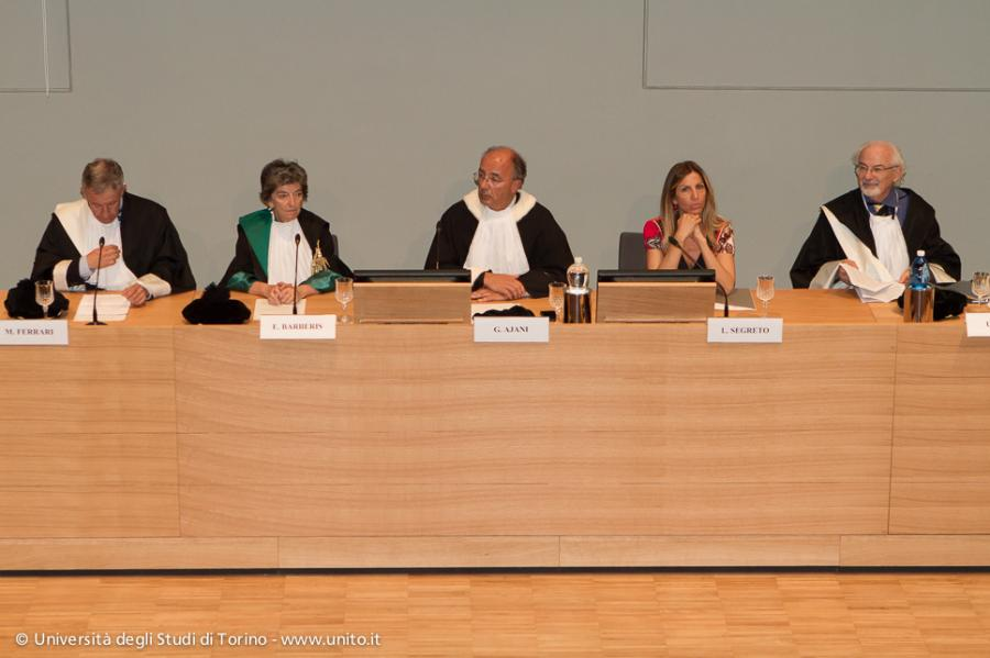 laurea honoris causa Umberto Eco