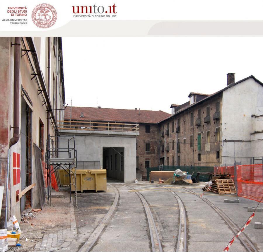 Manifattura Tabacchi Centro Immatricolazioni - Esterno ...