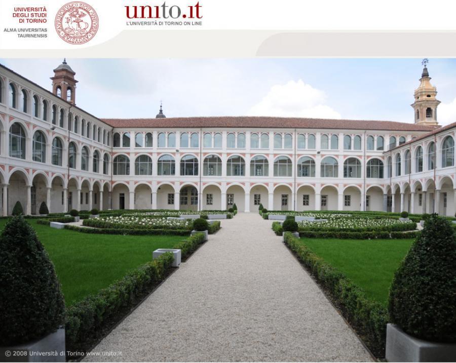 Savigliano - Opera completata con giardino all'italiana