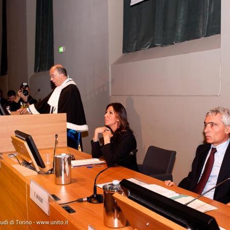 Inaugurazione anno accademico 2016-2017 - Discorso del Rettore Gianmaria Ajani