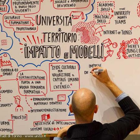 """Inaugurazione a.a.2015-2016 - Tavola rotonda """"Università e territorio: impatto e modelli"""""""