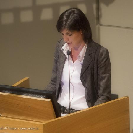 Inaugurazione anno accademico 2016-2017 - Intervento della sindaca di Torino Chiara Appendino