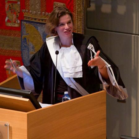 Inaugurazione anno accademico 2017-2018 - University College London Mariana Mazzucato
