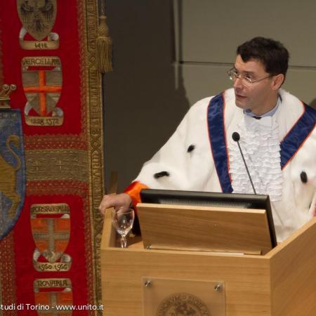 Discorso del presidente della CRUI Paleari