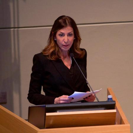 Inaugurazione anno accademico 2017-2018 - Direttrice Generale Loredana Segreto