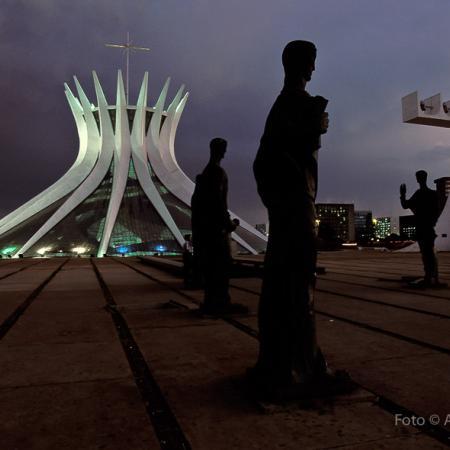 Brasile - Brasilia, Cattedrale