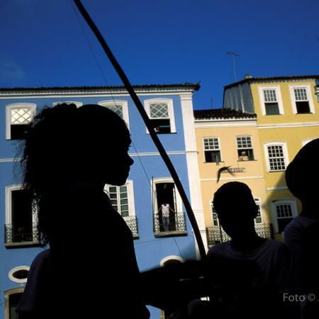 Brasile - San Salvador de Bahia, Praça do Pelourinho