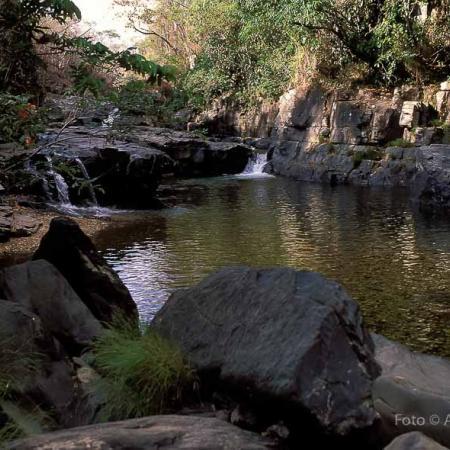 Brasile - Stato di Goiàs, Parque Nacional da Chapada dos Veadeiros