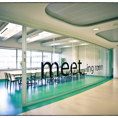 Meeting Room del Campus Luigi Einaudi