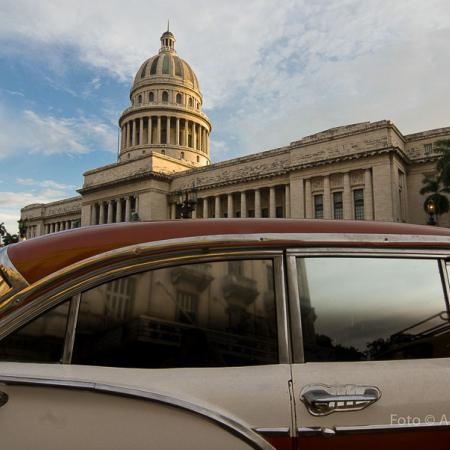 Cuba - La Habana, Capitolio