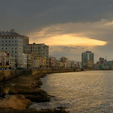 Cuba - La Habana, il Malecón