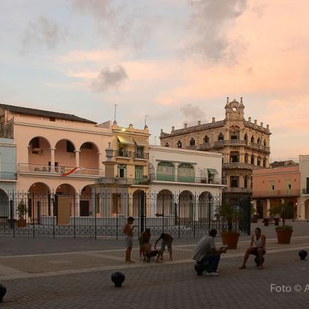 Cuba - La Habana, Plaza Vieja