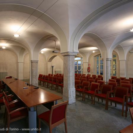 Aula di Palazzo Badini