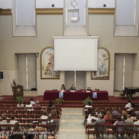 Aula Magna del Palazzo del Rettorato