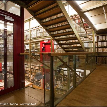 Interno dell'Archivio Storico - Palazzo del Rettorato