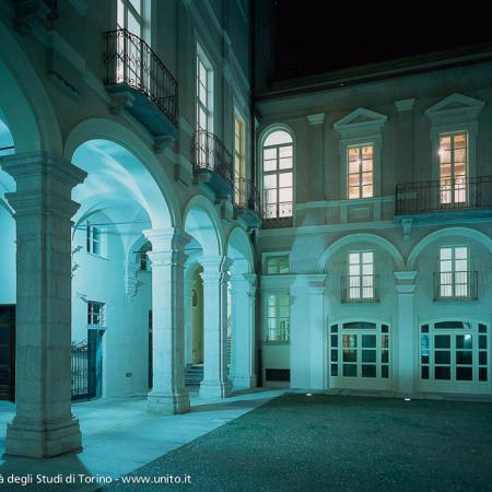 Facciata di Palazzo Badini