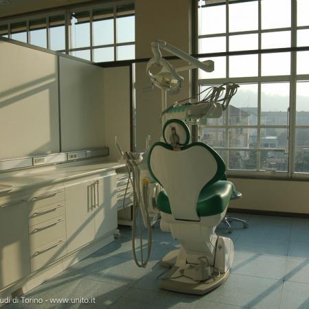 Attrezzature della Dental School