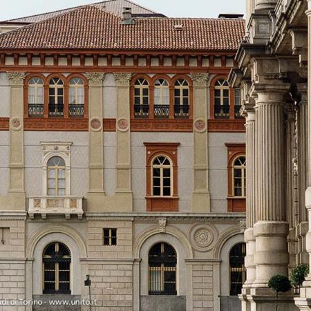 Facciata di Palazzo Campana