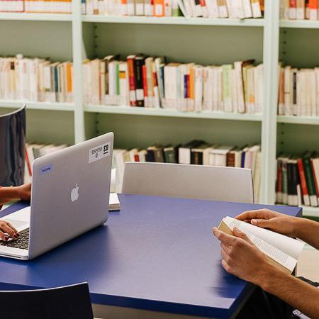 La Biblioteca A. Graf - Palazzo del Rettorato