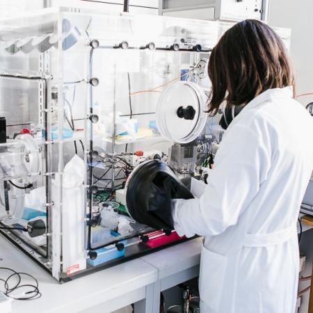 Laboratorio di ricerca - Dipartimento di Scienze della Vita e Biologia dei Sistemi